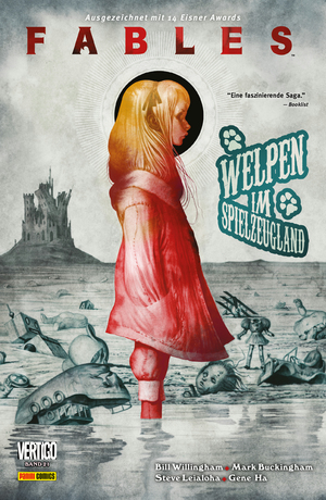 Fables, Band 21 - Welpen im Spielzeugland