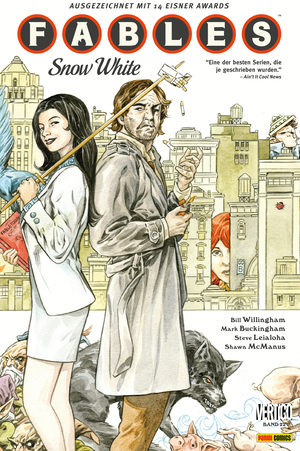 Fables, Band 22 - Snow White