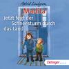 Vergrößerte Darstellung Cover: Madita - Jetzt fegt der Schneesturm durch das Land. Externe Website (neues Fenster)