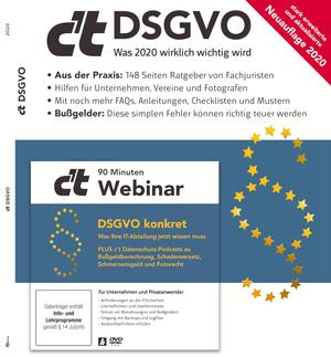 c't DSGVO 2020 - Was 2020 wirklich wichtig wird