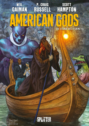 American Gods. Band 5