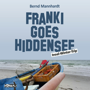 Franki goes Hiddensee. Insel-Winter-Trip