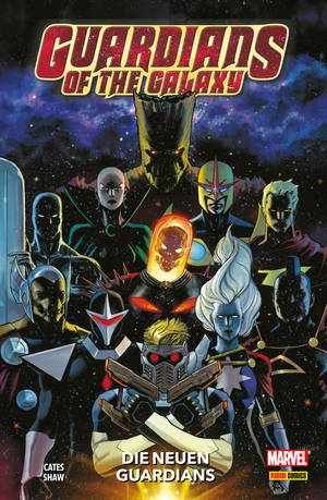 Guardians of the Galaxy, Band 1 - Die neuen Guardians