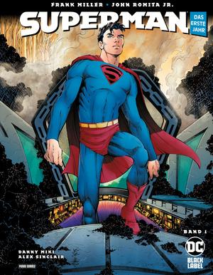 Superman: Das erste Jahr, Band 1