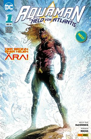 Aquaman - Held von Atlantis, Band 1