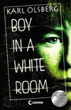 Vergrößerte Darstellung Cover: Boy in a White Room. Externe Website (neues Fenster)