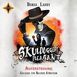 Skulduggery Pleasant, Folge 10: Auferstehung