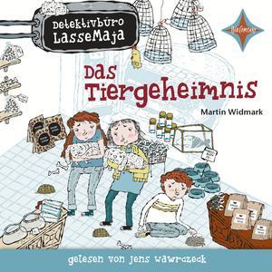 Detektivbüro LasseMaja - Das Tiergeheimnis