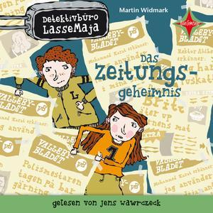 Detektivbüro LasseMaja - Das Zeitungsgeheimnis