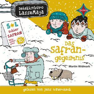 Detektivbüro LasseMaja - Das Safrangeheimnis
