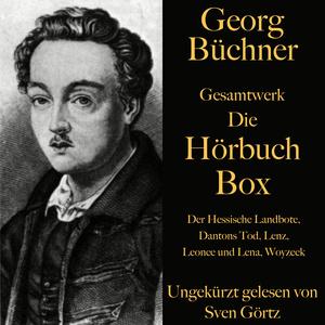 Georg Büchner: Gesamtwerk - Die Hörbuch Box