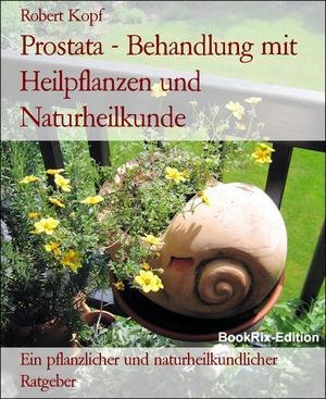 Prostata - Behandlung mit Heilpflanzen und Naturheilkunde