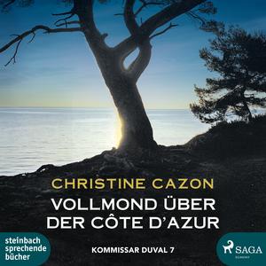Vollmond über der Cote d'Azur - Kommissar Duval 7