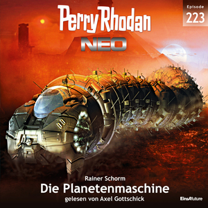 Perry Rhodan Neo 223: Die Planetenmaschine