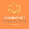 Vergrößerte Darstellung Cover: Dankbarkeit: Bewusst meinen Körper wertschätzen. Externe Website (neues Fenster)