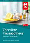 Checkliste Hausapotheke