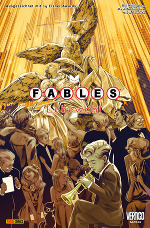 Fables, Band 26 - Lebewohl