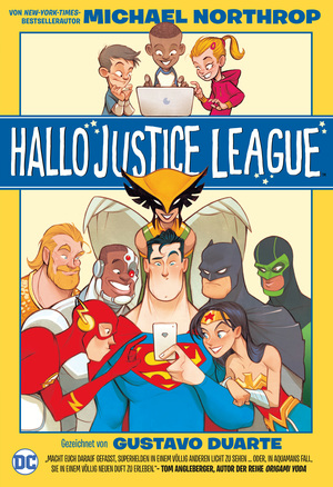 Hallo Justice League
