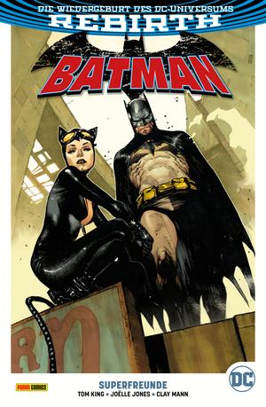 Batman, Band 5 (2.Serie) - Superfreunde