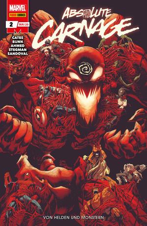 Absolute Carnage, Band 2 - Von Helden und Monstern
