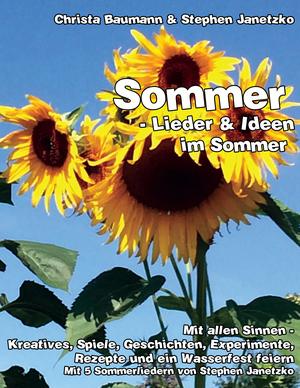 Sommer - Lieder & Ideen im Sommer