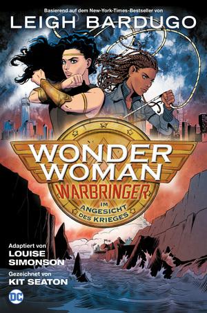 Wonder Woman: Warbringer - Im Angesicht des Krieges