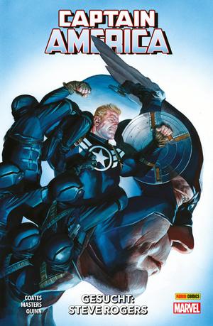 Captain America, Band 3 - Gesucht: Steve Rogers