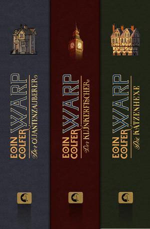 WARP - Die komplette Trilogie