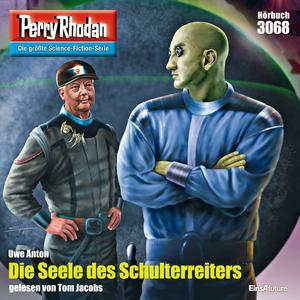 Perry Rhodan 3068: Die Seele des Schulterreiters