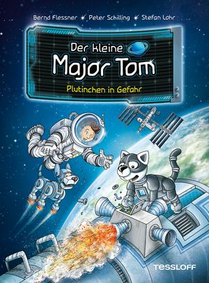 Der kleine Major Tom. Band 12: Plutinchen in Gefahr