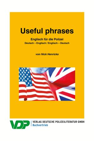 Englisch für die Polizei / Useful phrases