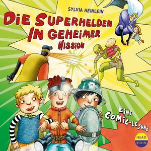 Die Superhelden in geheimer Mission
