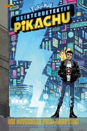 Pokémon: Meisterdetektiv Pikachu - Comic zum Film