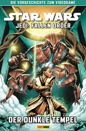 Star Wars - Jedi - Fallen Order: Der dunkle Tempel