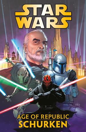Star Wars - Age of Republic - Schurken