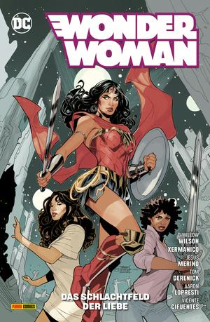 Wonder Woman - Das Schlachtfeld der Liebe
