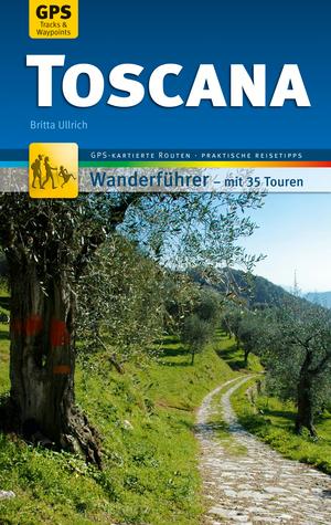 Toscana Wanderführer Michael Müller Verlag