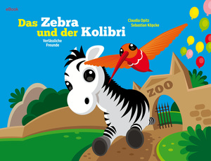 Das Zebra und der Kolibri 2