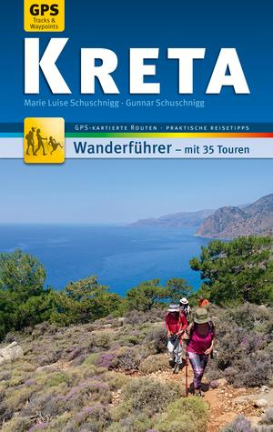 Kreta Wanderführer Michael Müller Verlag