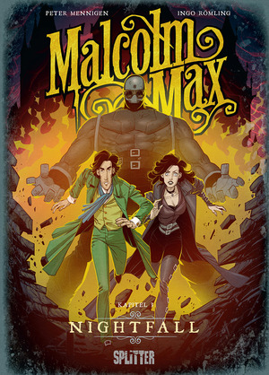 Malcolm Max. Band 3
