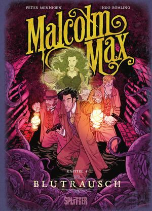 Malcolm Max. Band 4