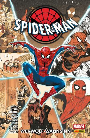 Spider-Man - Werwolf-Wahnsinn
