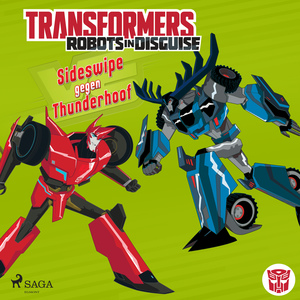 Transformers - Robots in Disguise - Sideswipe gegen Thunderhoof