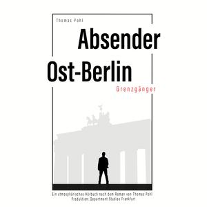 Absender Ost-Berlin