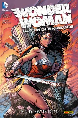 Wonder Woman - Göttin des Krieges, Bd. 1: Kriegswunden