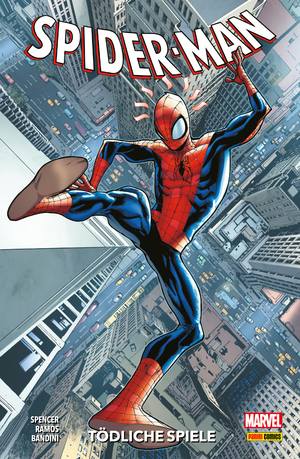 Spider-Man Neustart 2 - Tödliche Spiele