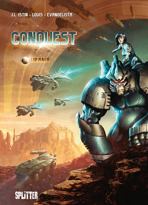 Conquest. Band 4