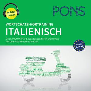 Wortschatz-Hörtraining Italienisch