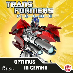 Transformers - Prime - Optimus in Gefahr