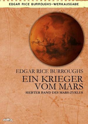 EIN KRIEGER VOM MARS